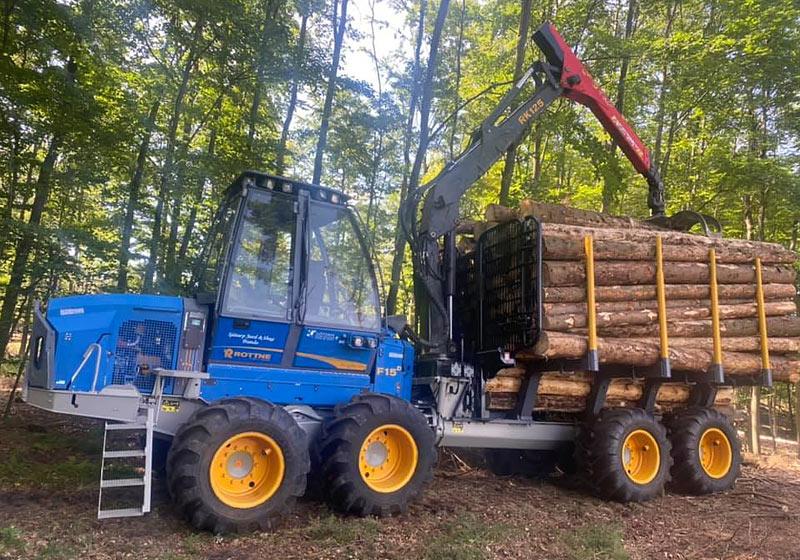 Harwarder Sporrer Holzindustrie